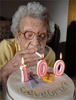 A hundred years old and still smoking hot.